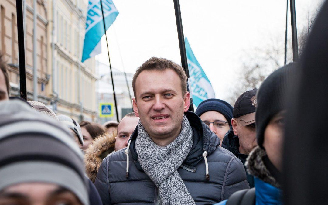 El líder de la oposición rusa, Navalny, recauda $ 700,000 en cripto donaciones