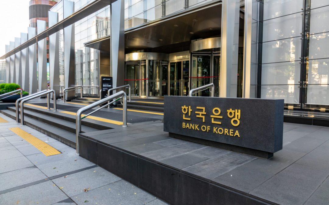 El banco central de Corea del Sur forma un equipo de asesoría legal para investigar la moneda digital