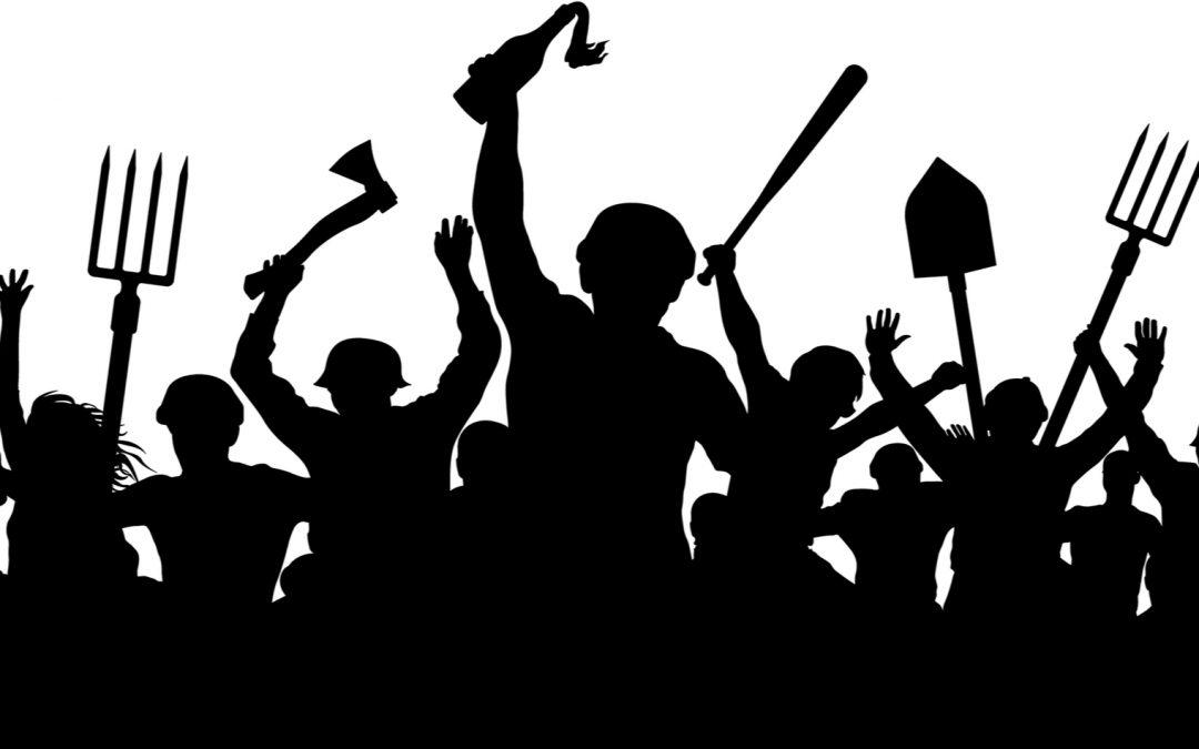 Crypto confronta a los guerreros de la justicia social