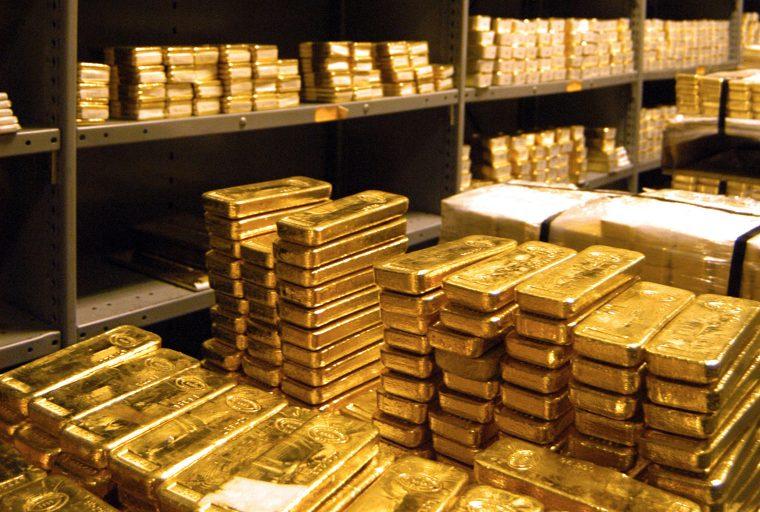 El acaparamiento de oro del Banco Central alcanza el máximo de 50 años