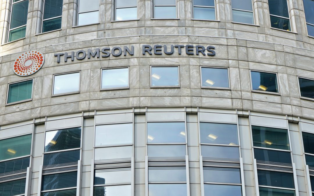 Thomson Reuters lanza herramienta de cripto impuestos