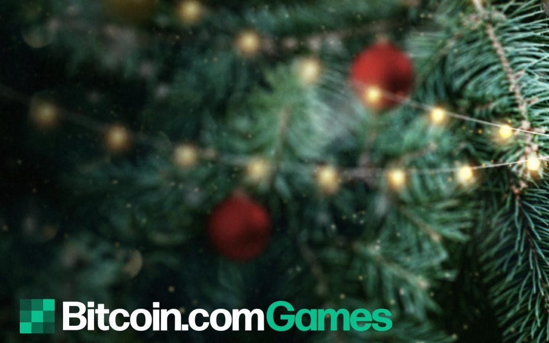 La Navidad llega temprano para los jugadores de juegos de Bitcoin.com