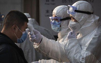 J&J 'bastante confiado' puede crear la vacuna contra el coronavirus de China