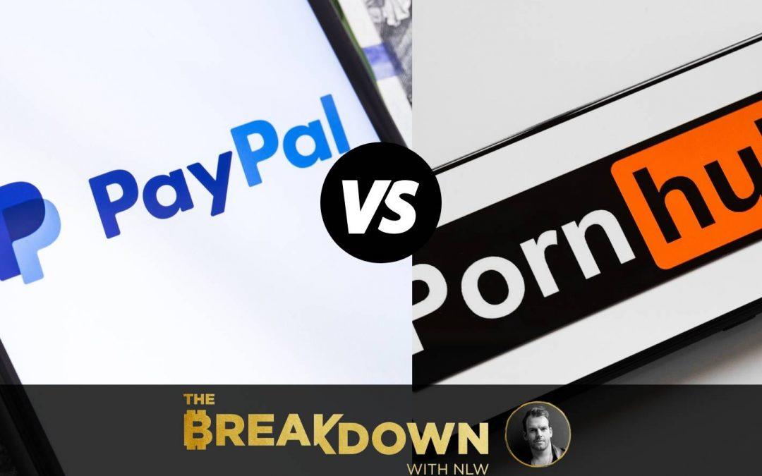 ¿La adopción masiva será más PayPal o Pornhub?
