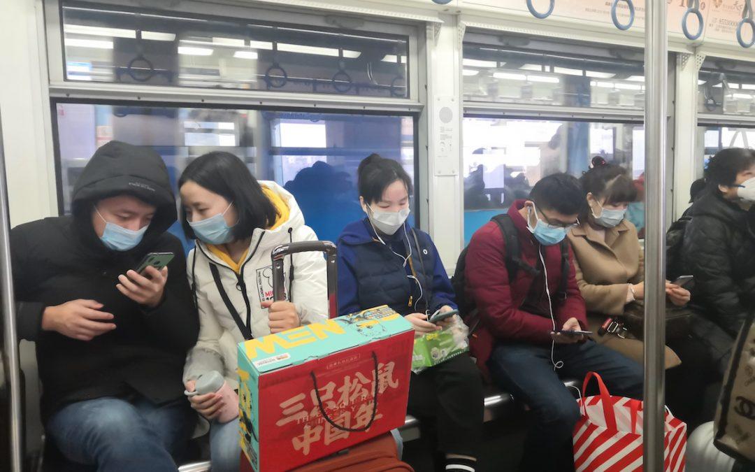 Cómo el brote de coronavirus en China podría pesar sobre los precios de las criptomonedas