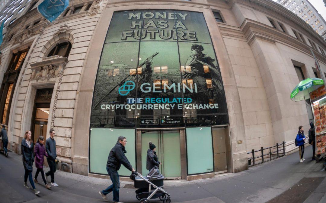 Gemini contrata al ex funcionario de cumplimiento del círculo para supervisar el mercado europeo