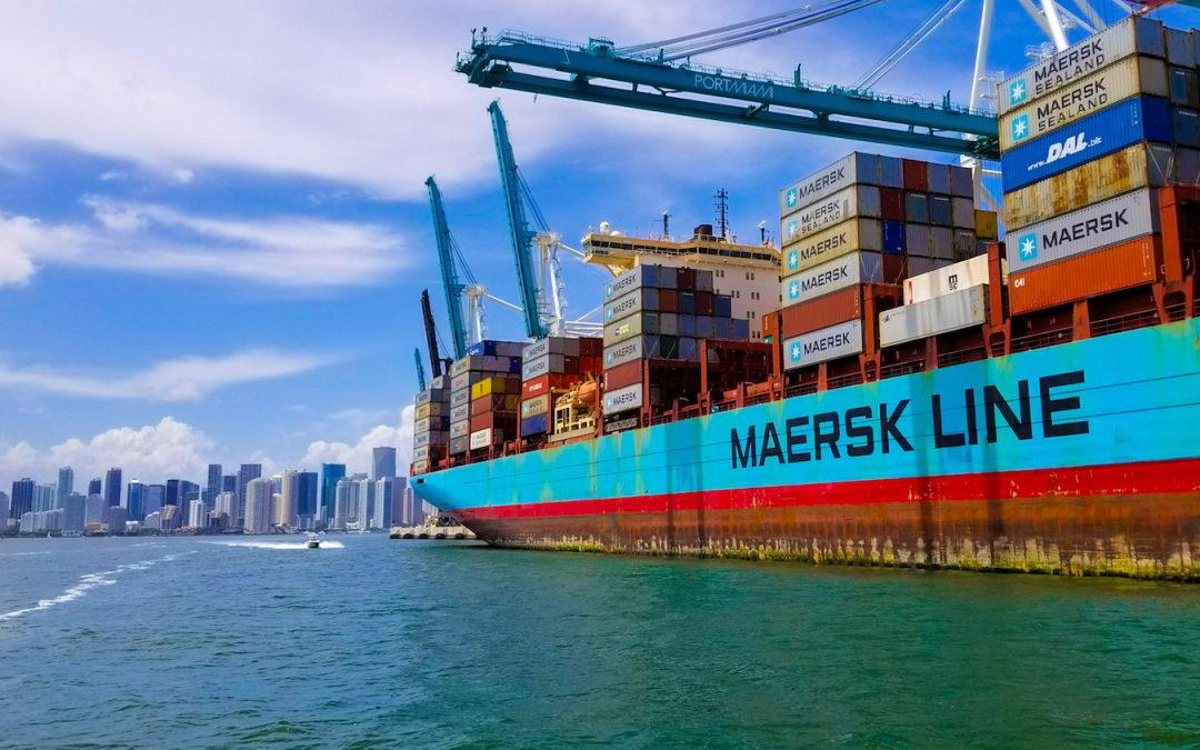 El puerto más grande de Omán se une a la plataforma de envío Blockchain TradeLens