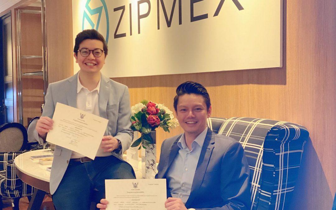 El intercambio de cifrado asiático Zipmex obtiene una licencia en Tailandia; ojos expansión de Vietnam siguiente