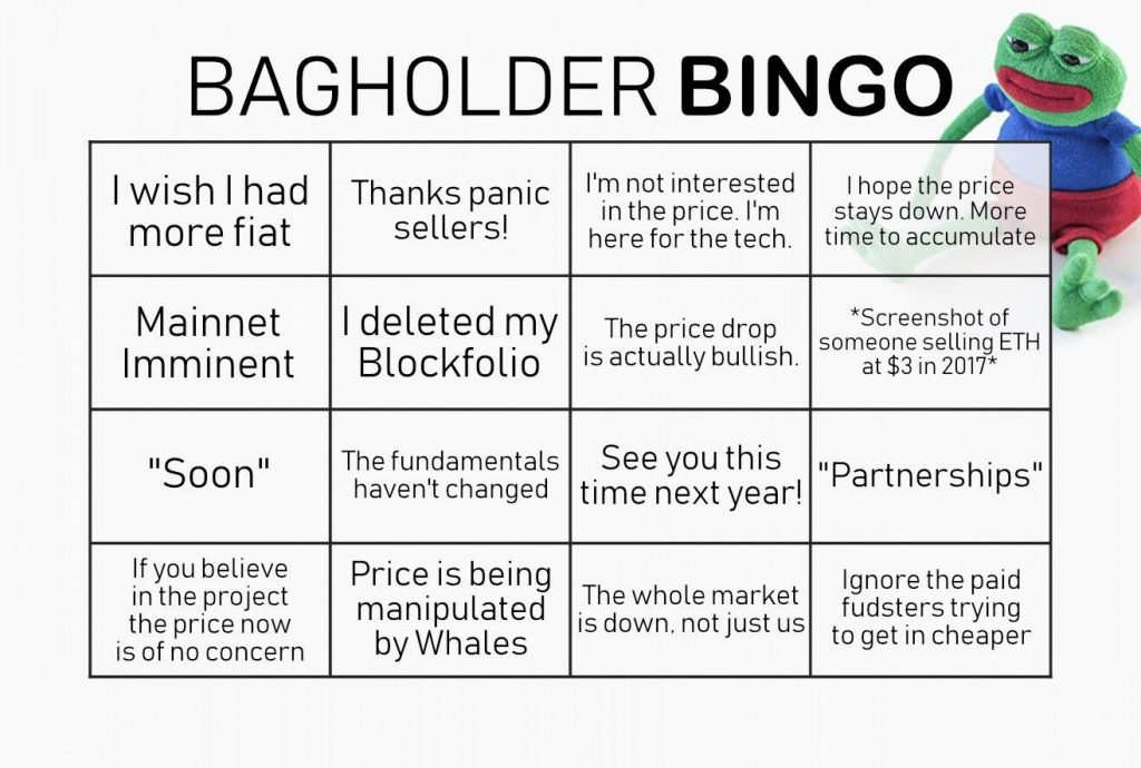 "Los 50 mejores memes criptográficos de todos los tiempos ""ancho ="" 696 ""altura = ""469"" srcset = ""https://blackswanfinances.com/wp-content/uploads/2020/01/bagholder-bingo-1024x690.jpg 1024w, https://news.bitcoin.com/wp-content/uploads / 2018/11 / bagholder-bin go-300x202.jpg 300w, https://news.bitcoin.com/wp-content/uploads/2018/11/bagholder-bingo-768x518.jpg 768w, https://news.bitcoin.com/wp-content/ uploads / 2018/11 / bagholder-bingo-696x469.jpg 696w, https://news.bitcoin.com/wp-content/uploads/2018/11/bagholder-bingo-1068x720.jpg 1068w, https: // noticias. bitcoin.com/wp-content/uploads/2018/11/bagholder-bingo-623x420.jpg 623w, https://news.bitcoin.com/wp-content/uploads/2018/11/bagholder-bingo.jpg 1316w "" tamaños = ""(ancho máximo: 696 px) 100vw, 696 px"