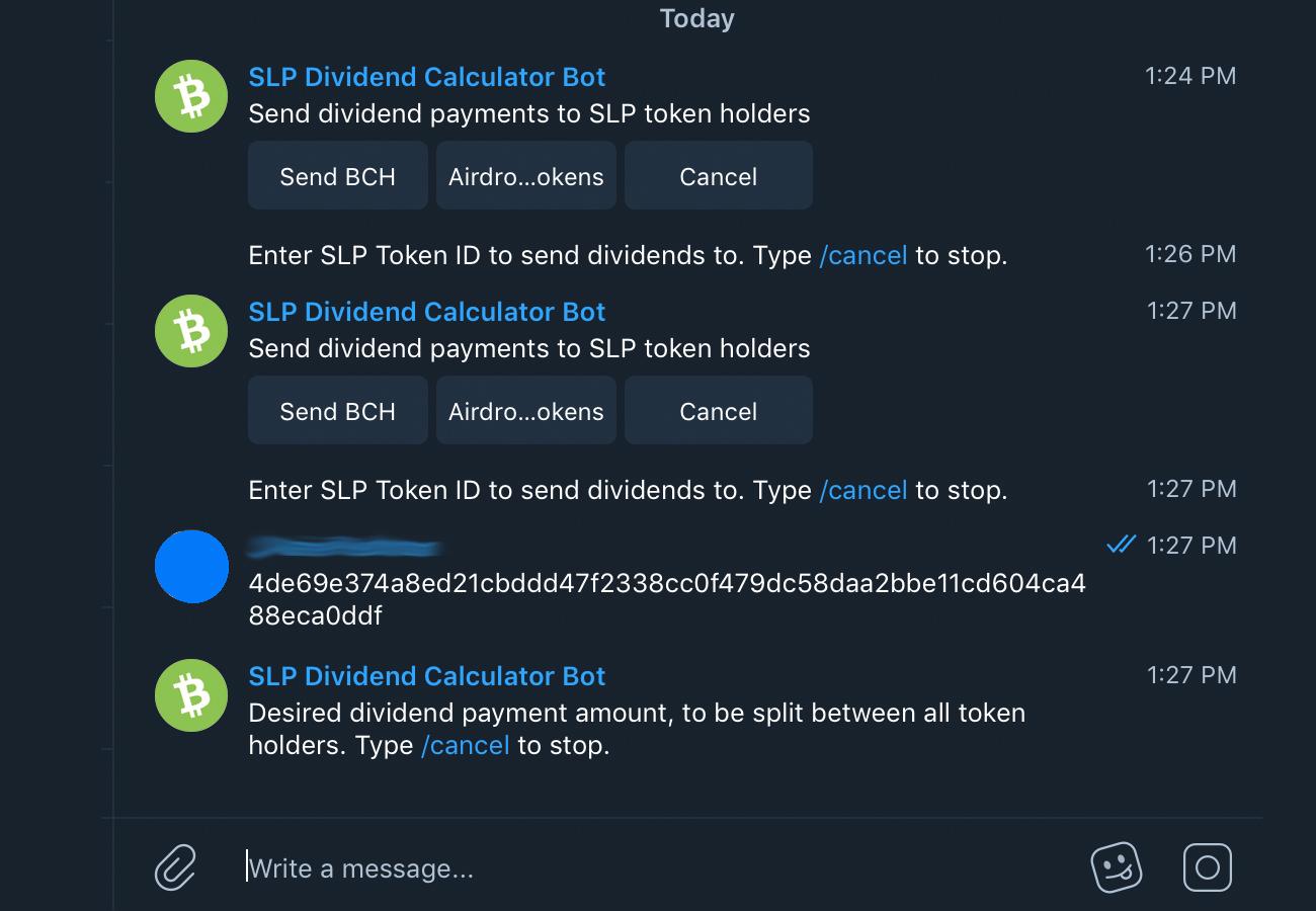 """Nuevos bots SLP Telegram presentados a los partidarios de Bitcoin Cash """"width ="""" 1300 """"height ="""" 900 """"srcset ="""" https://news.bitcoin.com/ wp-content / uploads / 2020/01 / bchdivi.jpg 1300w, https://news.bitcoin.com/wp-content/uploads/2020/01/bchdivi-300x208.jpg 300w, https: //news.bitcoin. com / wp-content / uploads / 2020/01 / bchdivi-1024x709.jpg 1024w, https://news.bitcoin.com/wp-content/uploads/2020/01/bchdivi-768x532.jpg 768w, https: // news.bitcoin.com/wp-content/uploads/2020/01/bchdivi-100x70.jpg 100w, https://news.bitcoin.com/wp-content/uploads/2020/01/bchdivi-218x150.jpg 218w, https://news.bitcoin.com/wp-content/uploads/2020/01/bchdivi-696x482.jpg 696w, https://news.bitcoin.com/wp-content/uploads/202 0/01 / bchdivi-1068x739.jpg 1068w, https://news.bitcoin.com/wp-content/uploads/2020/01/bchdivi-607x420.jpg 607w """"tamaños ="""" (ancho máximo: 1300px) 100vw, 1300px"""