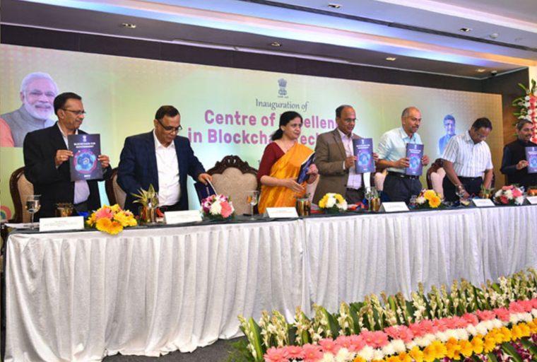 El Ministro de la India inaugura el Centro de Excelencia Blockchain en Bangalore