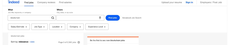 "Crypto Empleo supera con más de 8,000 empleos en 2020 ""width ="" 1500 ""height ="" 300 ""srcset ="" https://news.bitcoin.com/wp-content/uploads/2020/01/ blockch ainjobs.jpg 1500w, https://news.bitcoin.com/wp-content/uploads/2020/01/blockchainjobs-300x60.jpg 300w, https://news.bitcoin.com/wp-content/uploads/2020/ 01 / blockchainjobs-1024x205.jpg 1024w, https://news.bitcoin.com/wp-content/uploads/2020/01/blockchainjobs-768x154.jpg 768w, https://news.bitcoin.com/wp-content/ uploads / 2020/01 / blockchainjobs-696x139.jpg 696w, https://news.bitcoin.com/wp-content/uploads/2020/01/blockchainjobs-1392x278.jpg 1392w, https://news.bitcoin.com/ wp-content / uploads / 2020/01 / blockchainjobs-1068x214.jpg 1068w ""tamaños ="" (ancho máximo: 1500px) 100vw, 1500px"