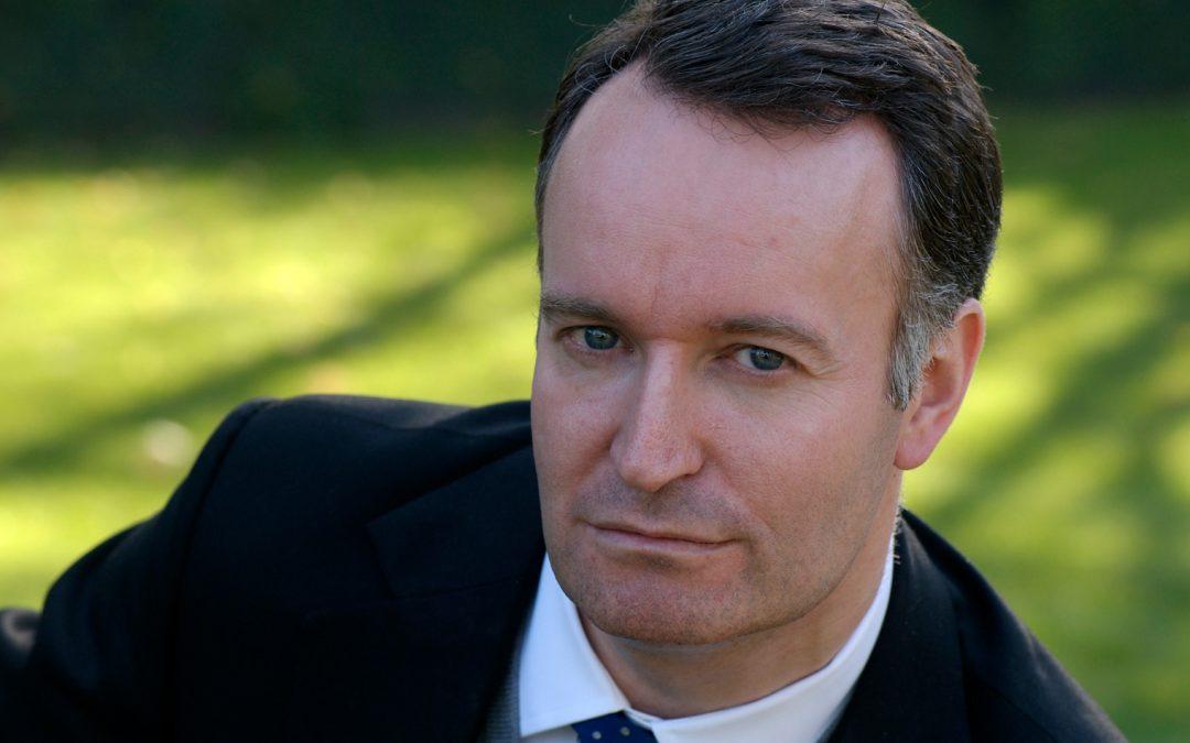 El novelista escocés Andrew O'Hagan pidió testificar en la demanda de Kleiman v. Wright