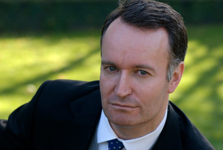 El novelista escocés Andrew O'Hagan pidió testimonio en la demanda de Kleiman v. Wright