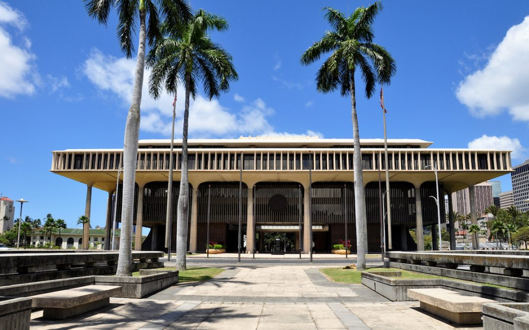 Proyecto de ley hawaiano permitiría a los bancos actuar como cripto custodios