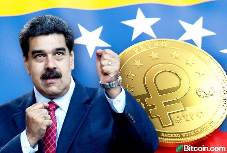 Los problemas se intensifican en Venezuela a medida que millones corren para gastar petros