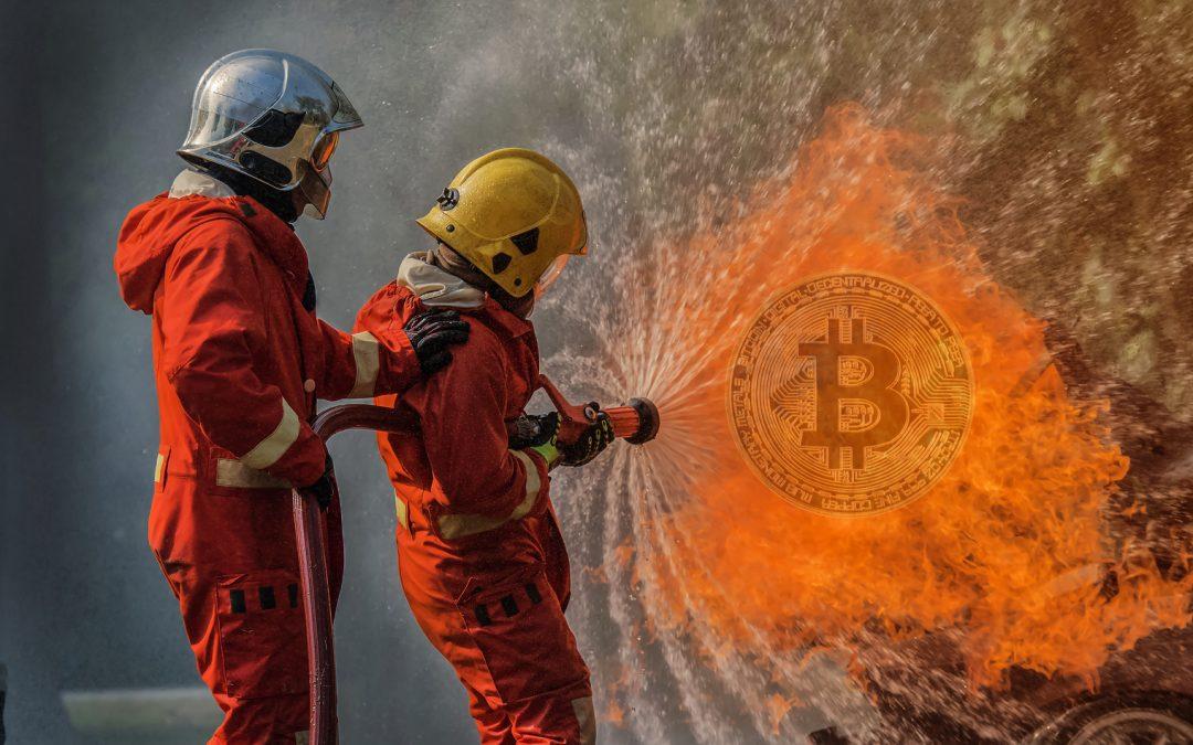 McAfee se calienta después de Welshing en la famosa apuesta de Bitcoin