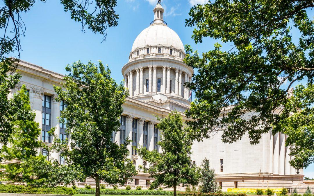 Nuevo proyecto de ley en Oklahoma propone depósito para criptomonedas utilizadas por el gobierno