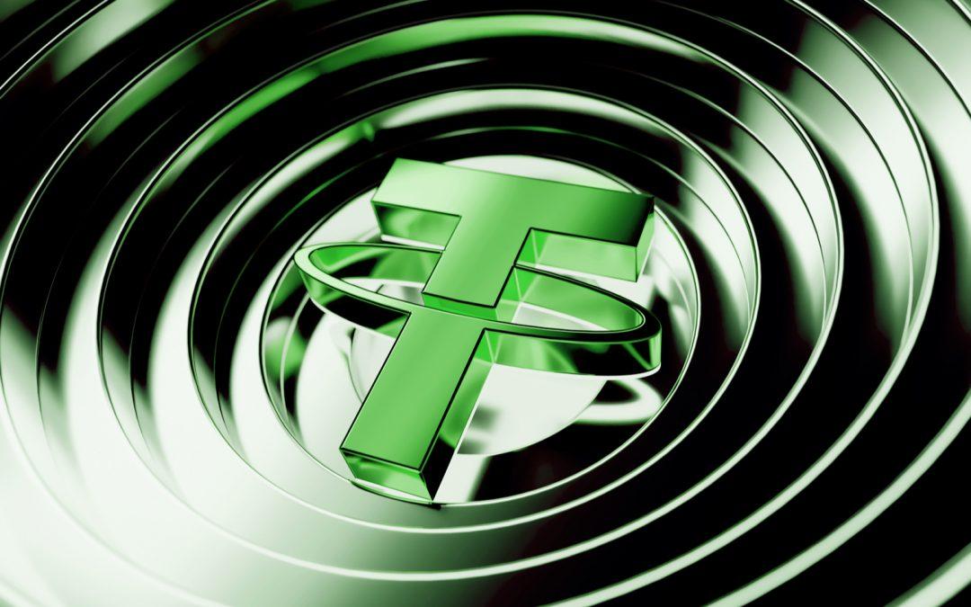 Tether basado en Tron se ha elevado a más de 900 millones de tokens, casi el 22% del suministro total