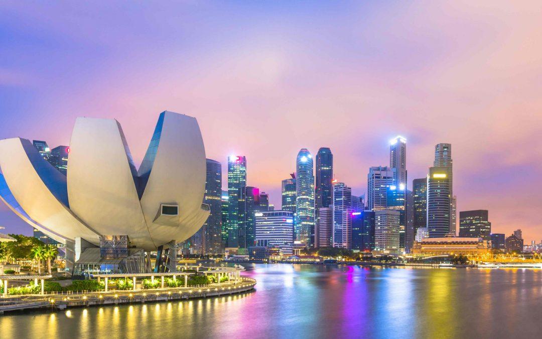 El principal intercambio australiano se expande a Singapur para las Regiones amigables con el cifrado