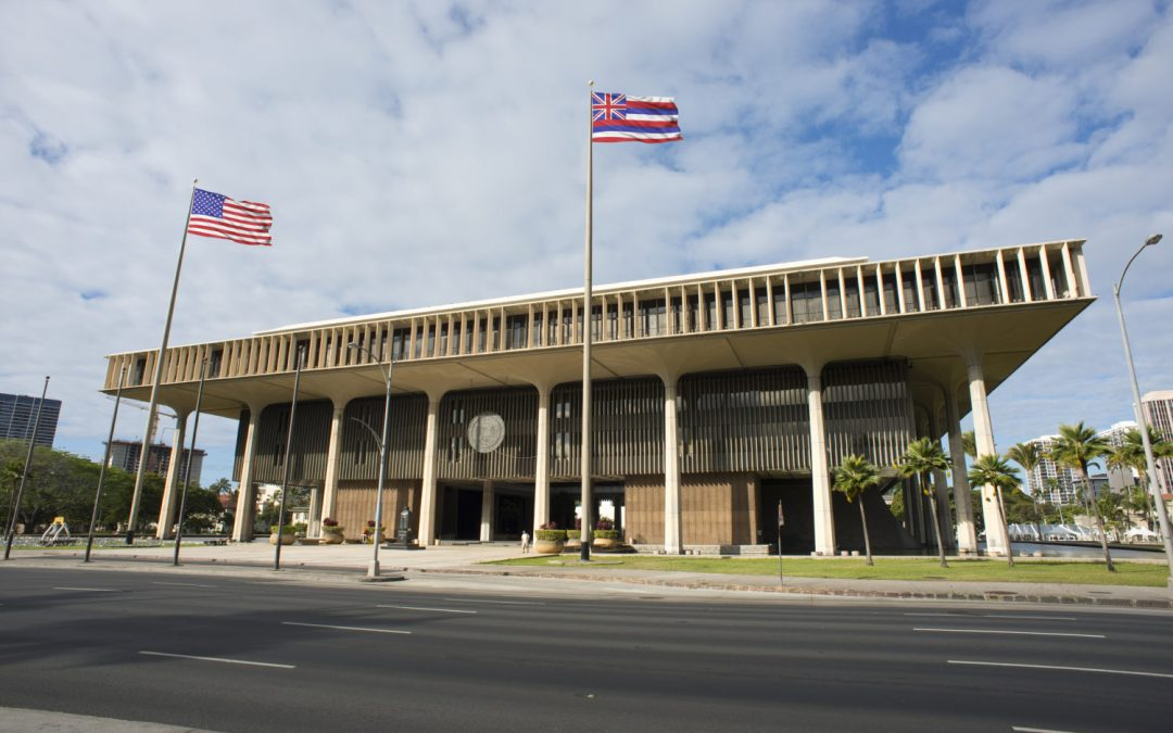 Hawái está estableciendo un entorno limitado regulatorio para los emisores de moneda digital