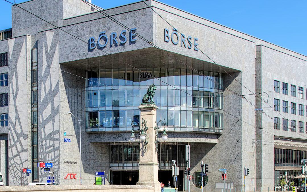 La bolsa de valores líder en Suiza ofrece 12 productos negociados con Crypto Exchange con uno que acorta Bitcoin