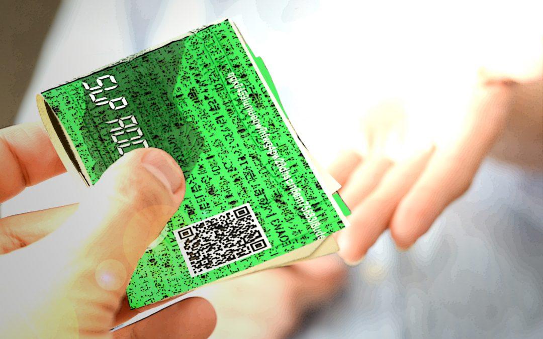 Almacenamiento en frío y bonos al portador: cómo imprimir una billetera de papel con token SLP