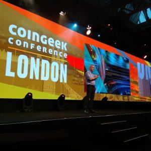 Conferencia CoinGeek (1): Bitcoin brilla con luz propia en el corazón de Londres