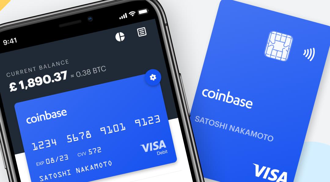 La tarjeta de débito Visa de Coinbase ahora se puede vincular con Google Pay para gastar criptografía