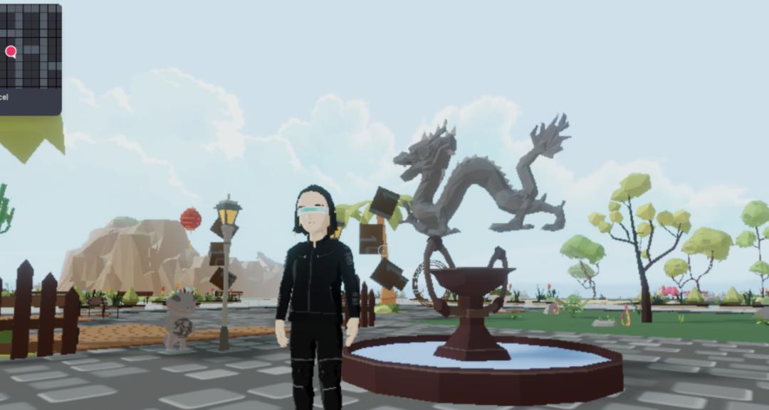 El mundo virtual de juegos basado en Ethereum Decentraland ha lanzado