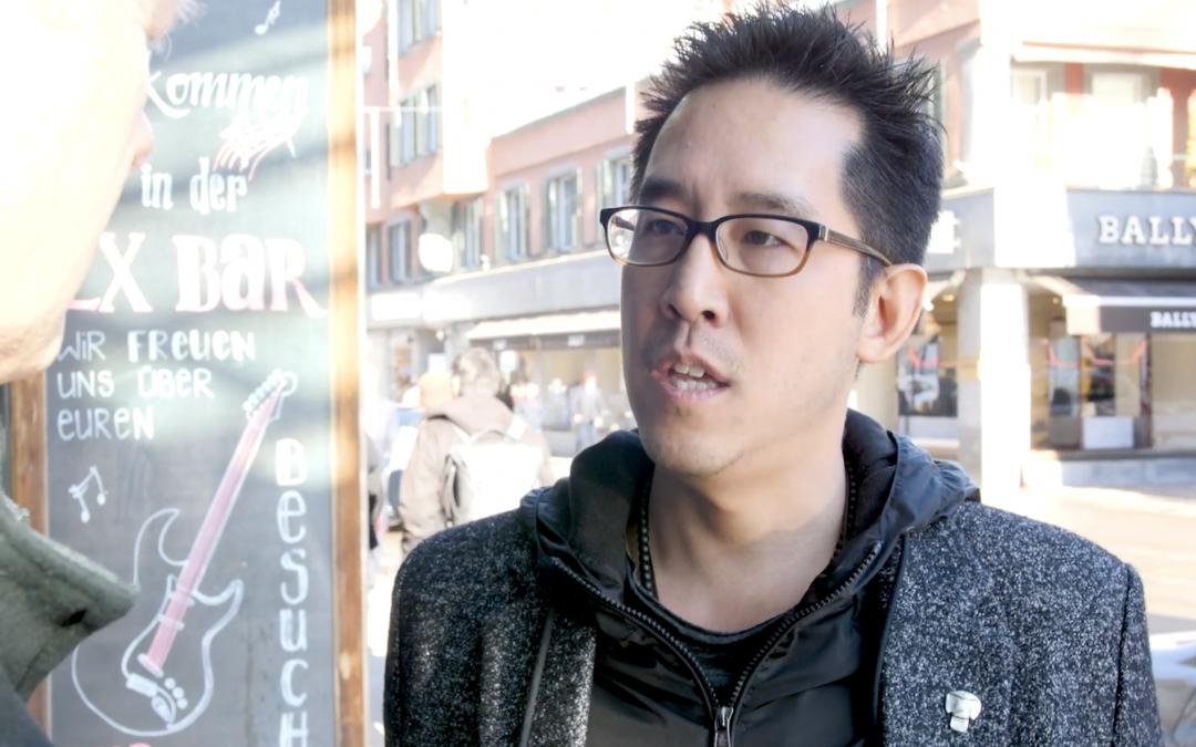 El profesor Michael Sung habla sobre el auge del yuan digital