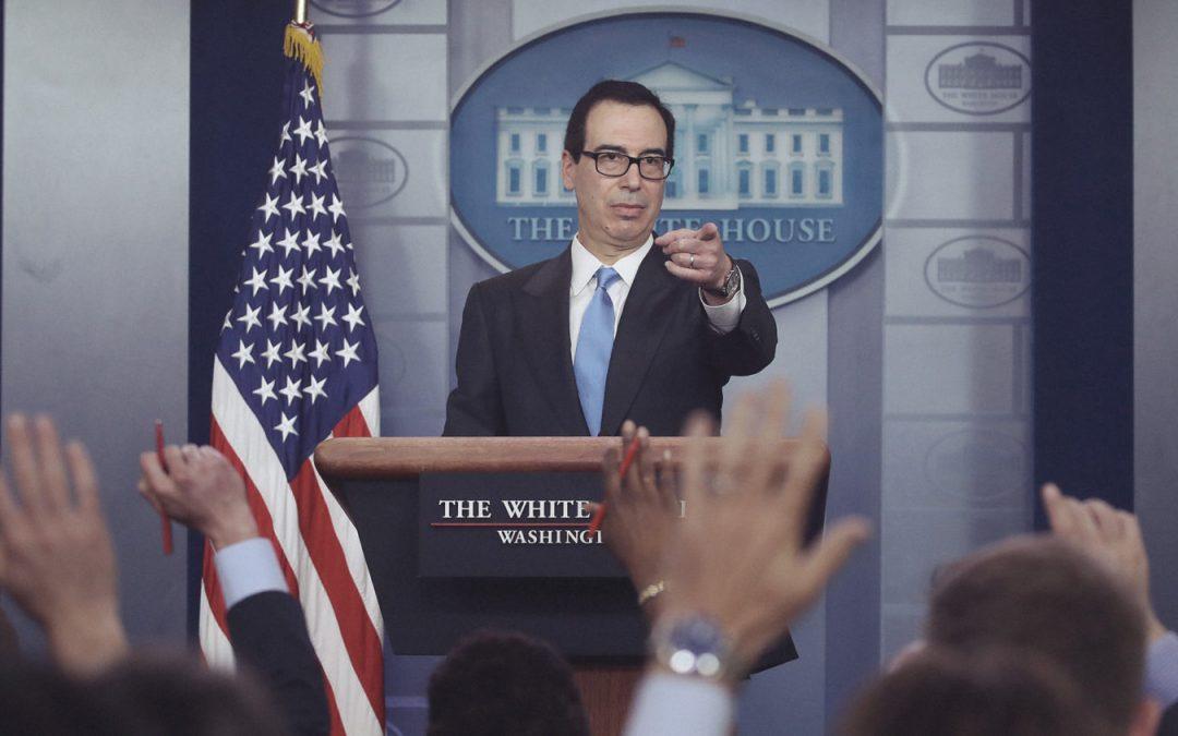 """Grupo CME: los comentarios del secretario del Tesoro de Estados Unidos, Mnuchin, sobre un horario comercial más corto """"no tienen sentido"""""""