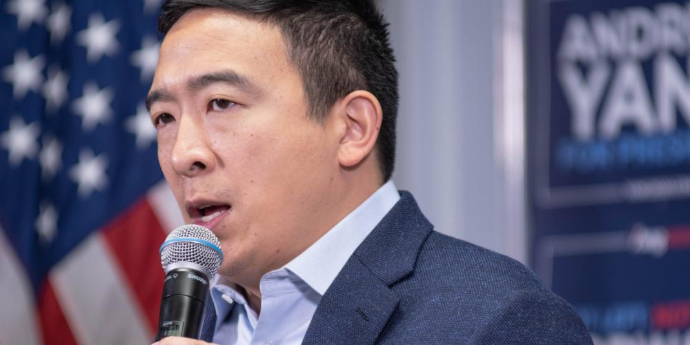 """El candidato presidencial de los Estados Unidos, Andrew Yang, dice que los reglamentos no pueden impedir el cifrado, Afirma las prioridades """"width ="""" 1000 """"height ="""" 500 """"srcset ="""" https://blackswanfinances.com/wp-content/uploads/2020/02/andrew-yang.jpg 1000w, https: //news.bitcoin .com / wp-content / uploads / 2019/01 / andrew-yang-300x150.jpg 300w, https://news.bitcoin.com/wp-content/uploads/2019/01/andrew-yang-768x384.jpg 768w , https://news.bitcoin.com/wp-content/uploads/2019/01/andrew-yang-696x348.jpg 696w, https://news.bitcoin.com/wp-content/uploads/2019/01/ andrew-yang-840x420.jpg 840w """"tamaños ="""" (ancho máximo: 1000px) 100 vw, 1000 px"""