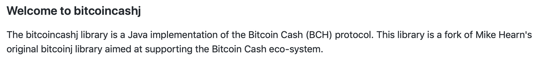 "El desarrollador agrega mejoras a la Biblioteca Java de Bitcoin Cash "" ancho = ""1500"" altura = ""175"" srcset = ""https://blackswanfinances.com/wp-content/uploads/2020/02/bitcoincashj.jpg 1500w, https://news.bitcoin.com/wp- content / uploads / 2020/01 / bitcoincashj-300x35.jpg 300w, https://news.bitcoin.com/wp-content/uploads/2020/01/bitcoincashj-1024x119.jpg 1024w, https: //news.bitcoin. com / wp-content / uploads / 2020/01 / bitcoincashj-768x90.jpg 768w, https://news.bitcoin.com/wp-content/uploads/2020/01/bitcoincashj-696x81.jpg 696w, https: // news.bitcoin.com/wp-content/uploads/2020/01/bitcoincashj-1392x162.jpg 1392w, https://news.bitcoin.com/wp-content/uploads/2020/01/bitcoincashj-1068x125.jpg 1068w "" tamaños = ""(ancho máximo: 1500px) 100vw, 1500px"