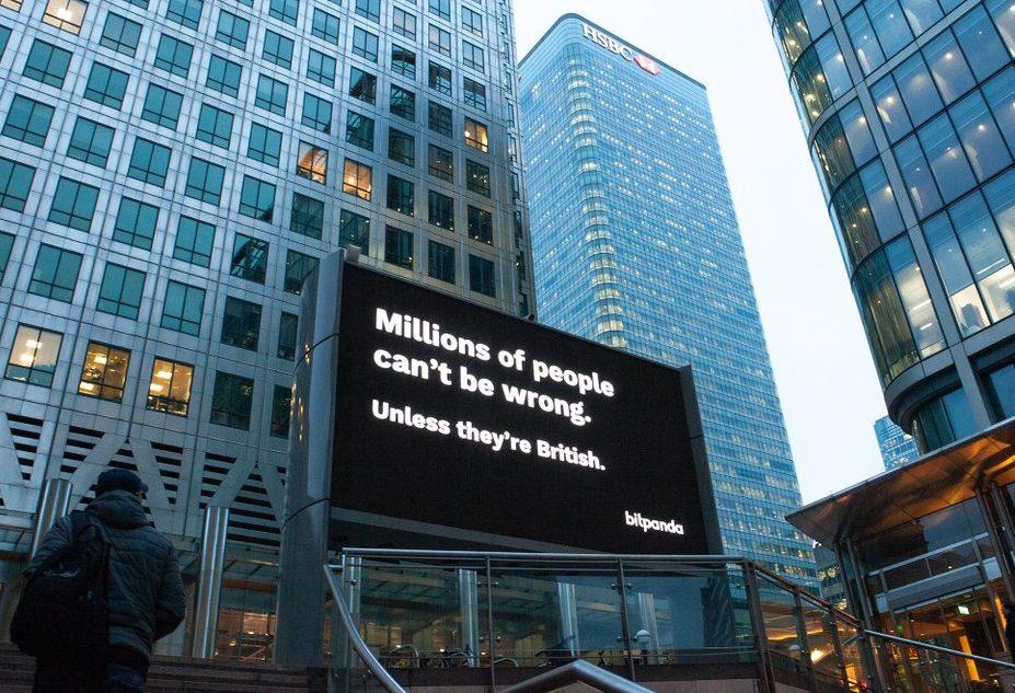 Brexit Divorce es una oportunidad publicitaria para las empresas de cifrado