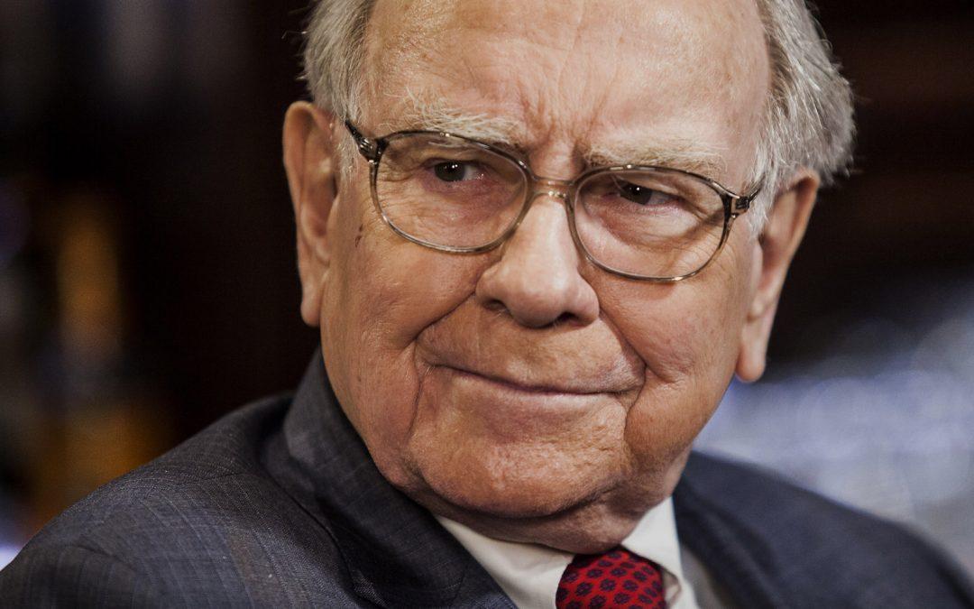 Warren Buffett anuncia Bitcoin y niega tener criptografía otorgada por Justin Sun