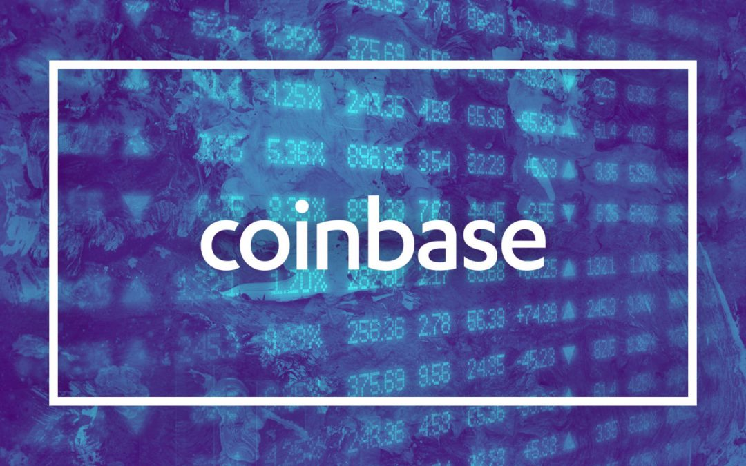 Coinbase Pro configurado para enumerar el token KNC de Kyber Network