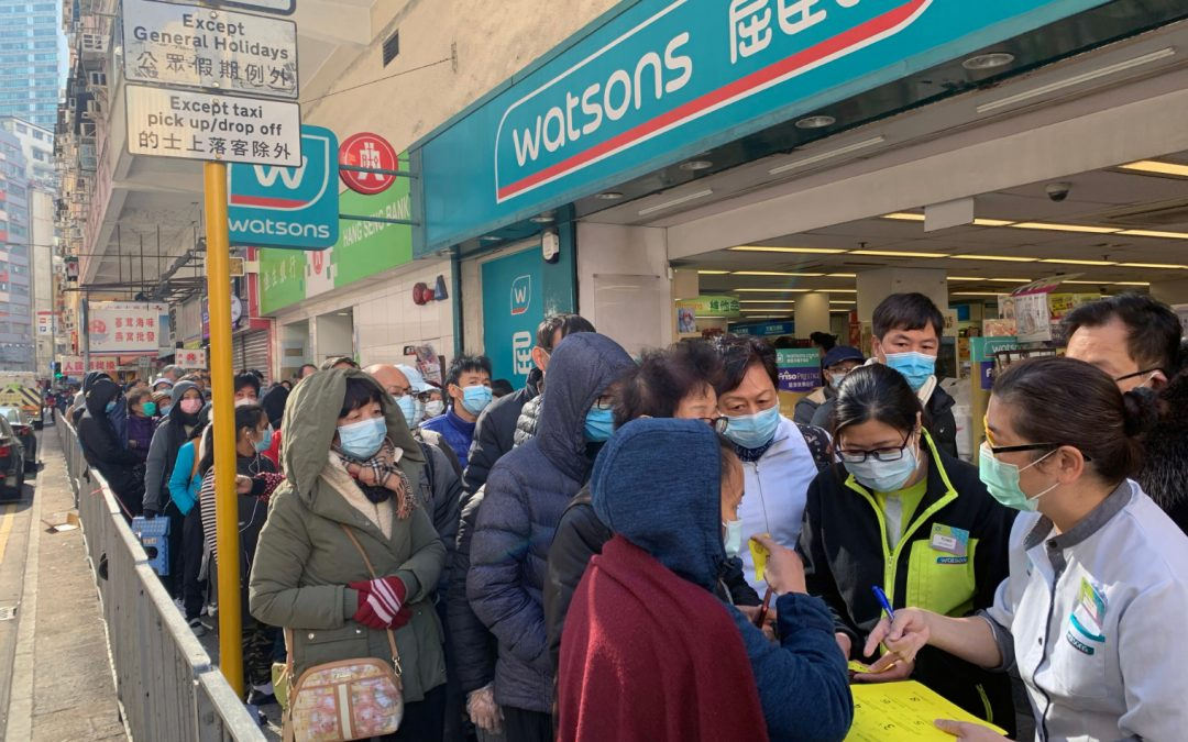 Hong Kong Crypto Exchange Bitspark se cierra en medio de brotes de coronavirus y protestas