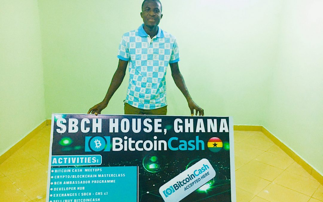 Bitcoin Cash House Ghana encuentra un proveedor de liquidez y busca asociarse con los servicios de dinero móvil
