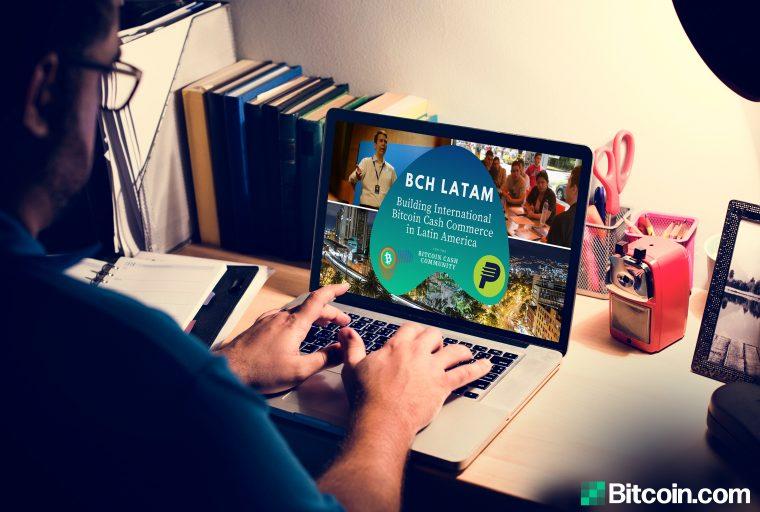 BCH Latam: Creando un circuito de retroalimentación viral para la adopción masiva con Bitcoin Cash