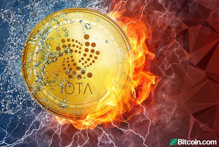 La red IOTA sigue inactiva: cómo el próximo asesino de Bitcoin se detuvo