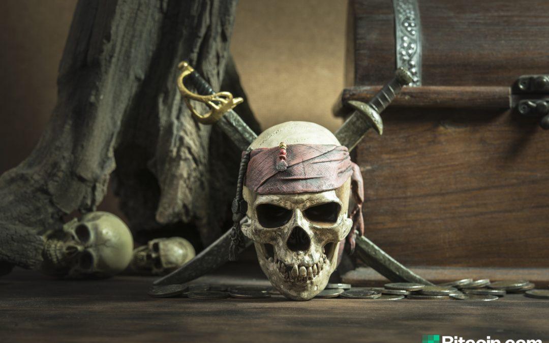 El arresto del mentor de la Ruta de la Seda reaviva cuentos de agentes rebeldes y el tesoro del pirata