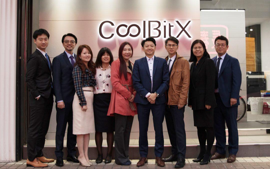 """CoolBitX recauda $ 16.75M Serie B para ayudar a los intercambios de cifrado a cumplir con la """"regla de viaje"""" del GAFI"""