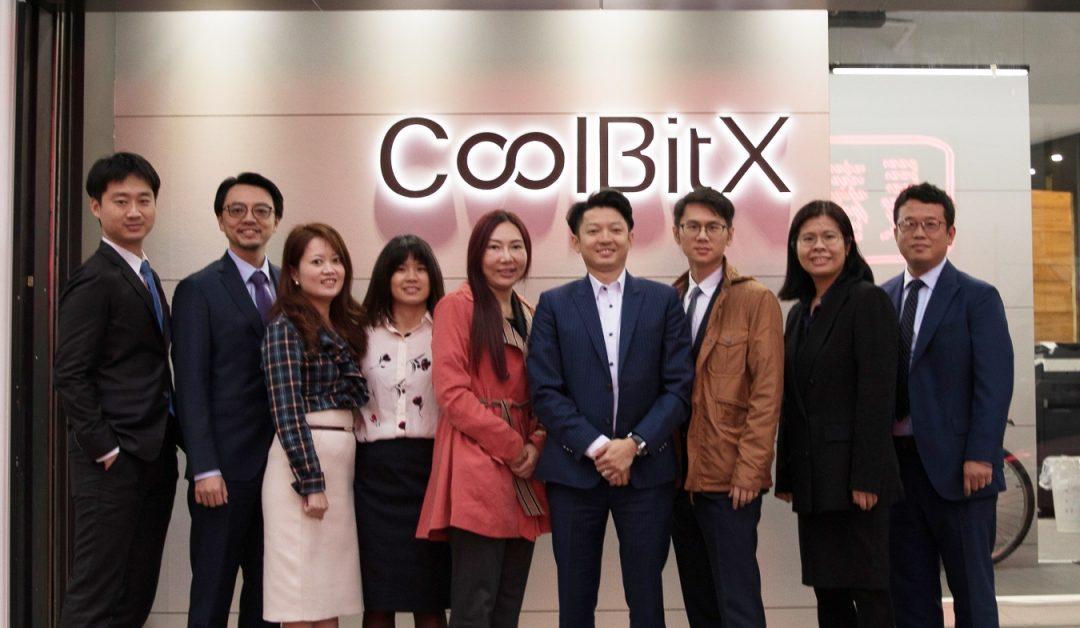 CoolBitX recauda $ 16.7M para hacer que Crypto sea más amigable para el banco