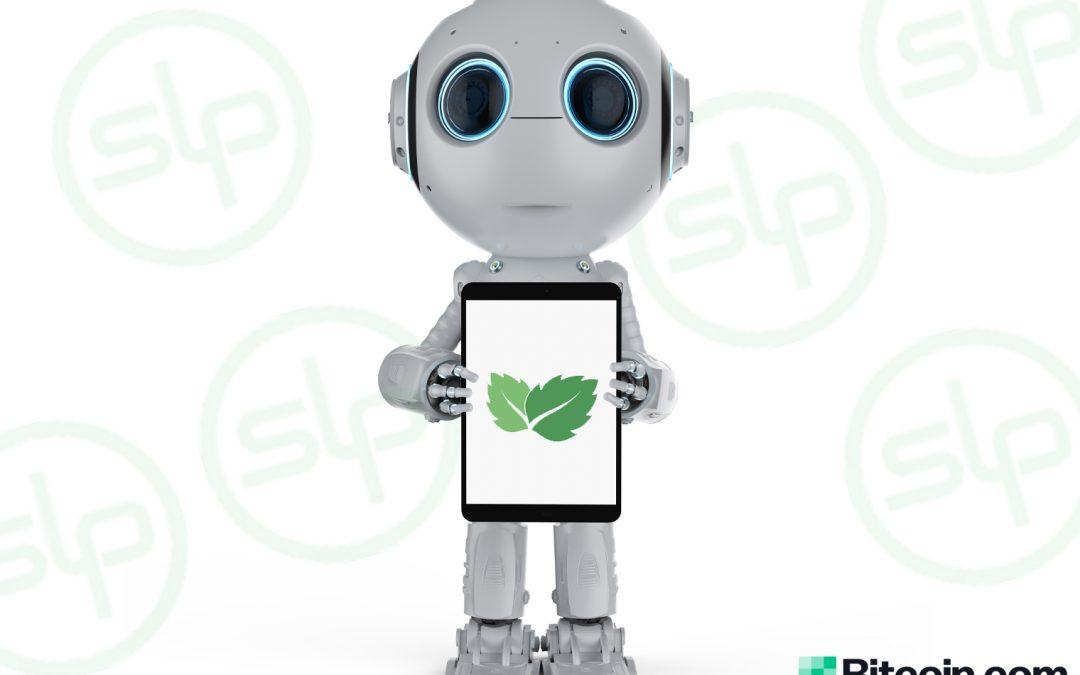 Mint Bot permite a los usuarios de Telegram dar propina a las personas en las salas de chat con cualquier token SLP