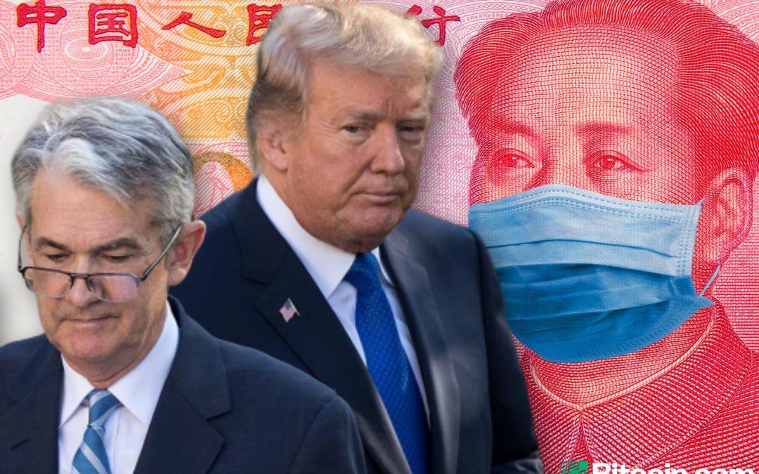 Resumen regulatorio: Propuestas de criptomonedas de Trump, Regla de cambios del IRS, Cuarentenas en efectivo de China