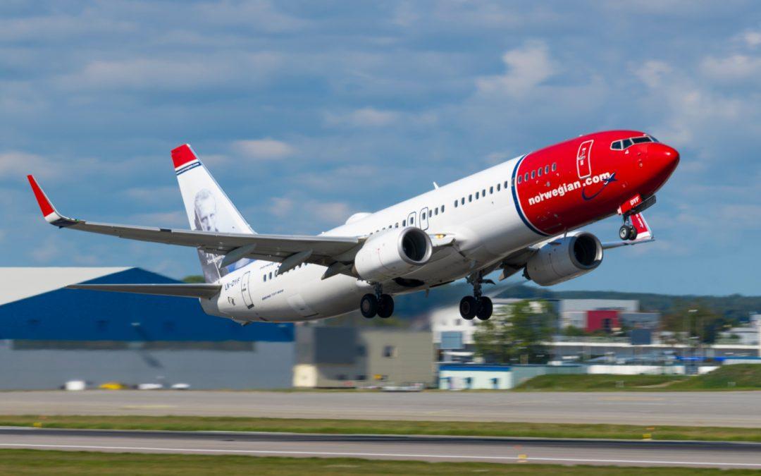 Norwegian Air puede permitir a los clientes pagar con Crypto tan pronto como la primavera