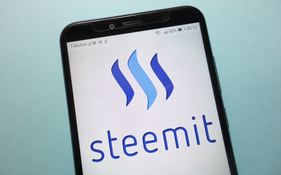 Steemit a la venta: la popular plataforma de blogs de criptografía vendida a Tron, la comunidad reacciona