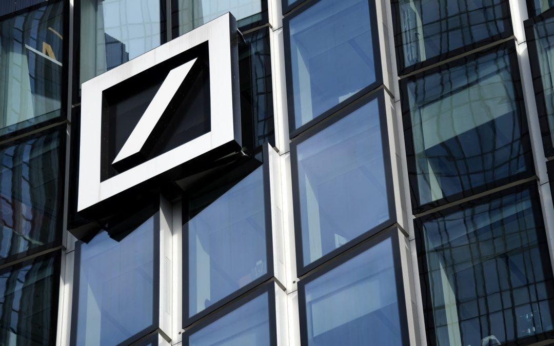 Deutsche Bank informa una pérdida neta de € 5,3 mil millones para 2019, ya que cuenta el costo de la reestructuración