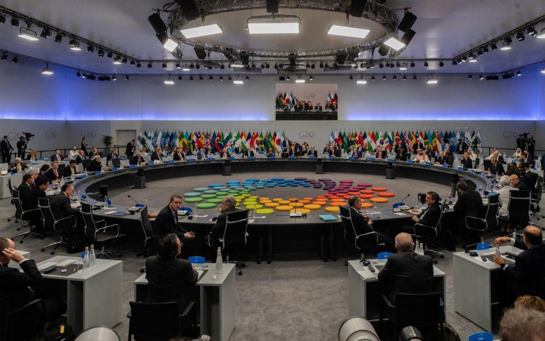 El G20 insta a los países a adoptar reglas estrictas del GAFI sobre criptomonedas